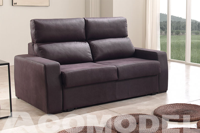 imagen sofá cama roda sistema deslizante