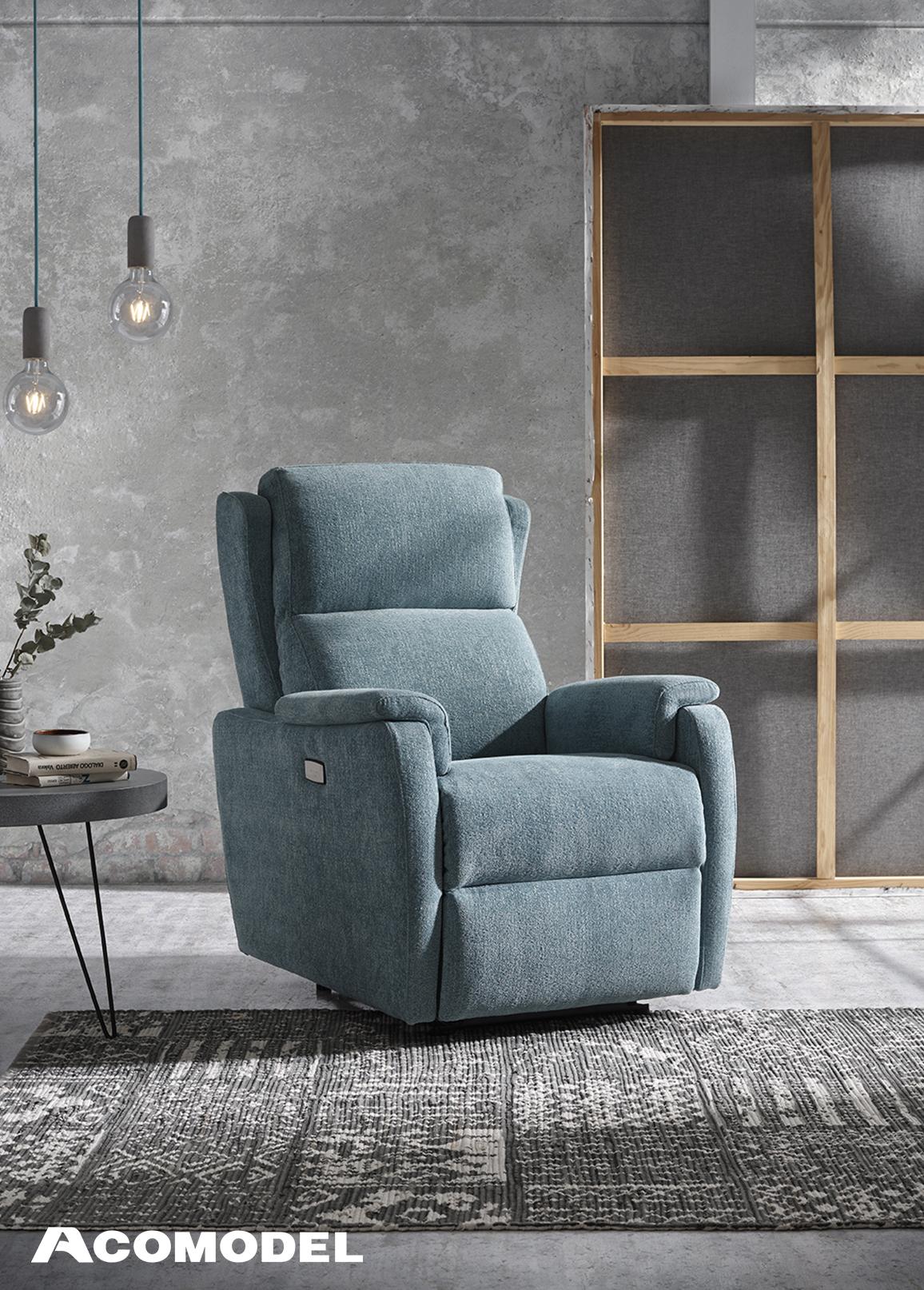 imagen cisne sillón acomodel tapizados
