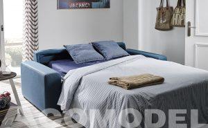 Sofá cama sencillo y cómodo Acomodel