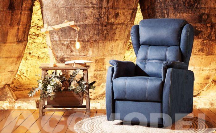 El sillón Well | Acomodel Tapizados