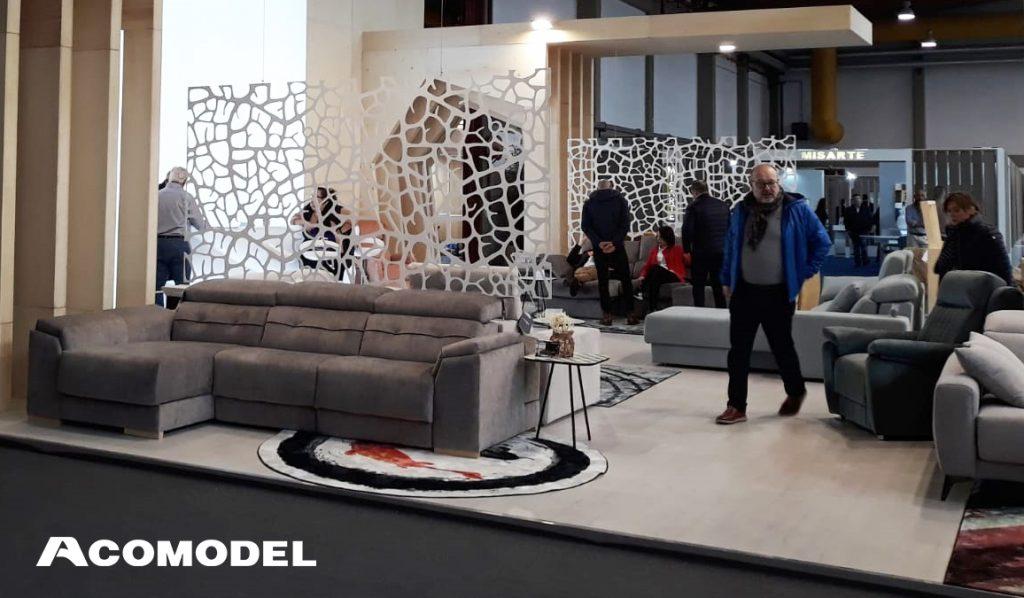 Stand Acomodel en la nueva edición de Export Home en la ciudad de Oporto en 2019
