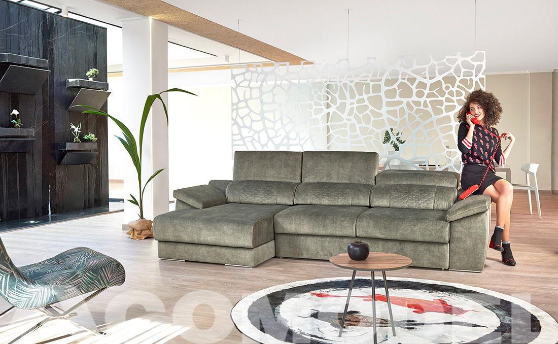 Le canapé Aruma
