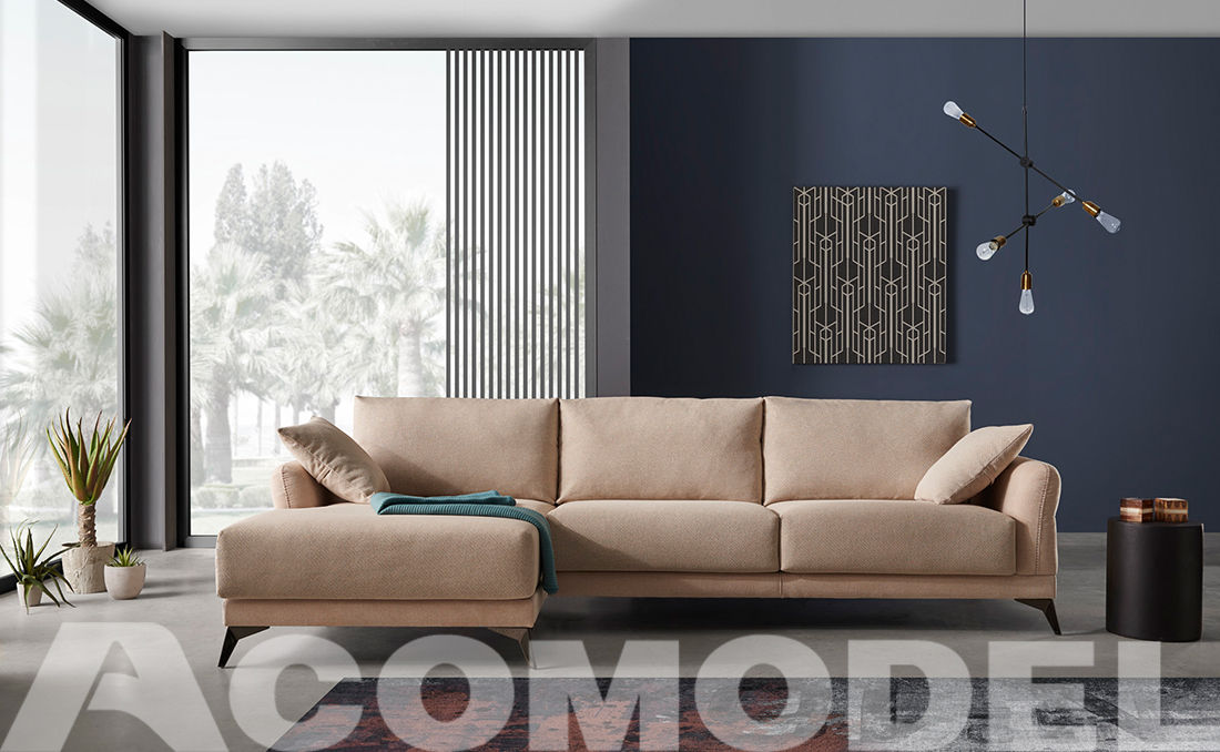 Acomodel nolan sofá minimalista