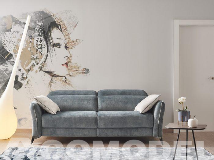 samoa sofá acomodel tapizados sofá relax sofá fijo brazos flexibles