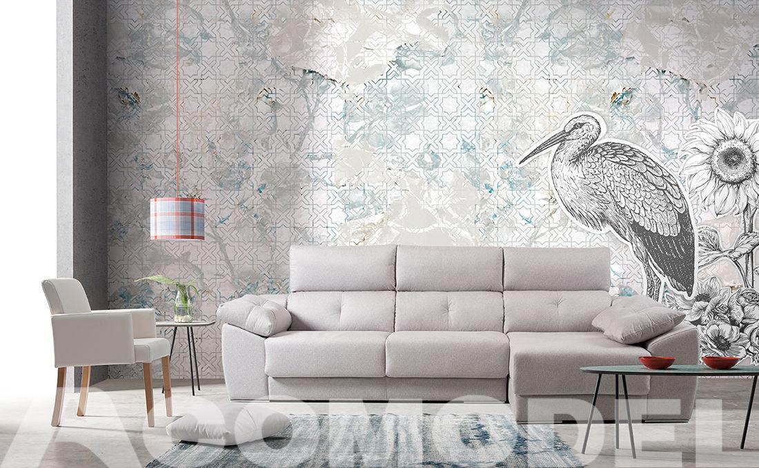 sofá print Acomodel