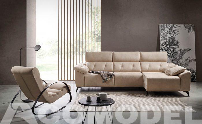 Acomodel presenta el sofá onix