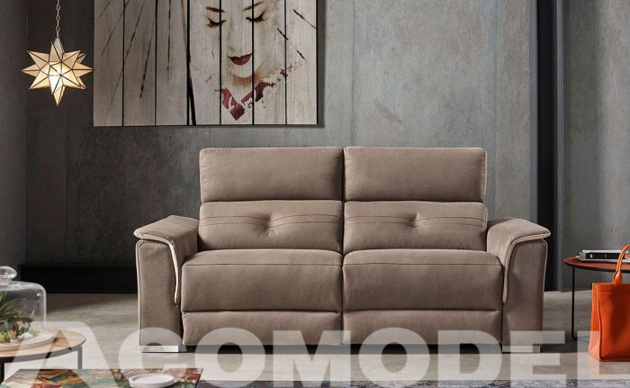 Acomodel presenta el sofá rome