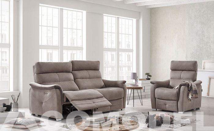 Le canapé d´Acomodel Massimo