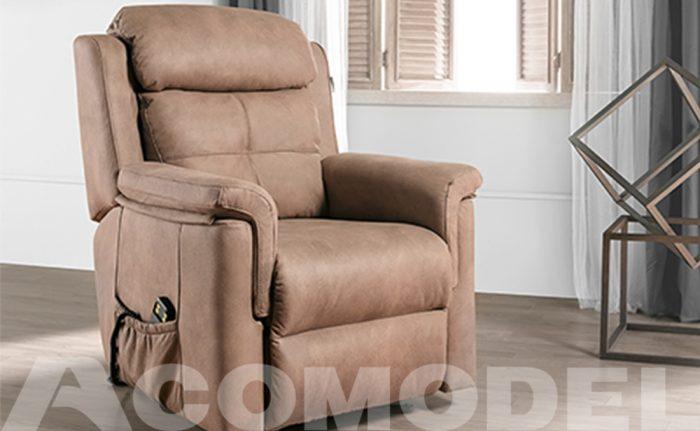 Acomodel presenta el sillón Alcalá | Acomodel Tapizados