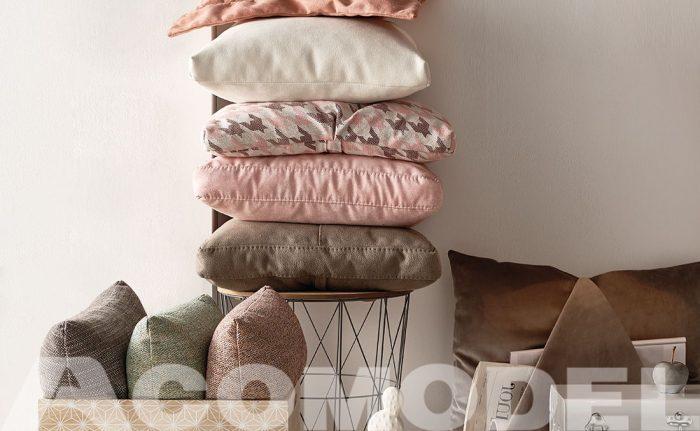 cojines de acomodel tapizados