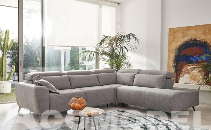 Acomodel sofá genio descanso unico
