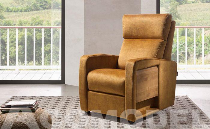 Delta nuevo sillón de Acomodel | Acomodel Tapizados