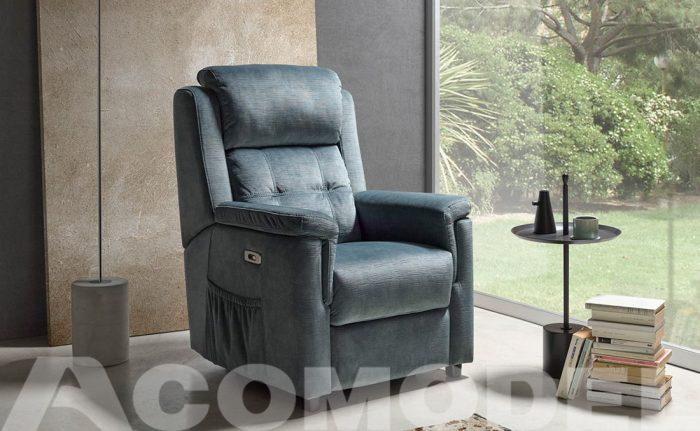 Hoy un sillón de Acomodel | Acomodel Tapizados