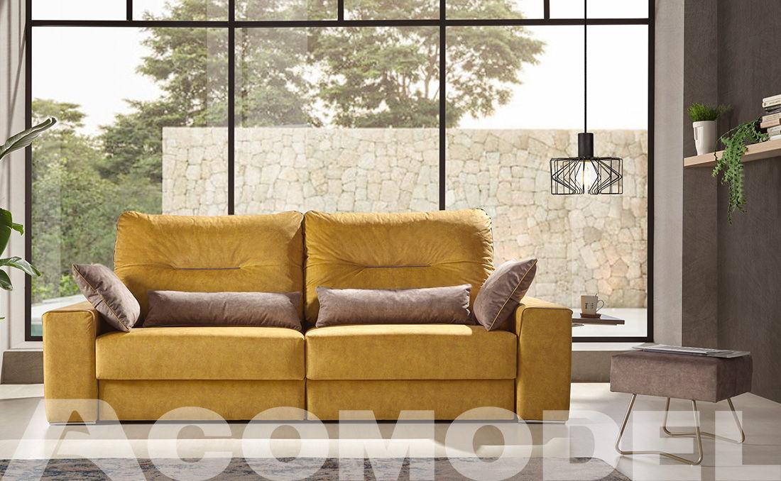 Thiago sofá deslizante plus Acomodel