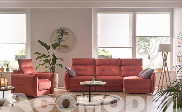 Nuevo sofá relax Amelie   Tapizados Acomodel
